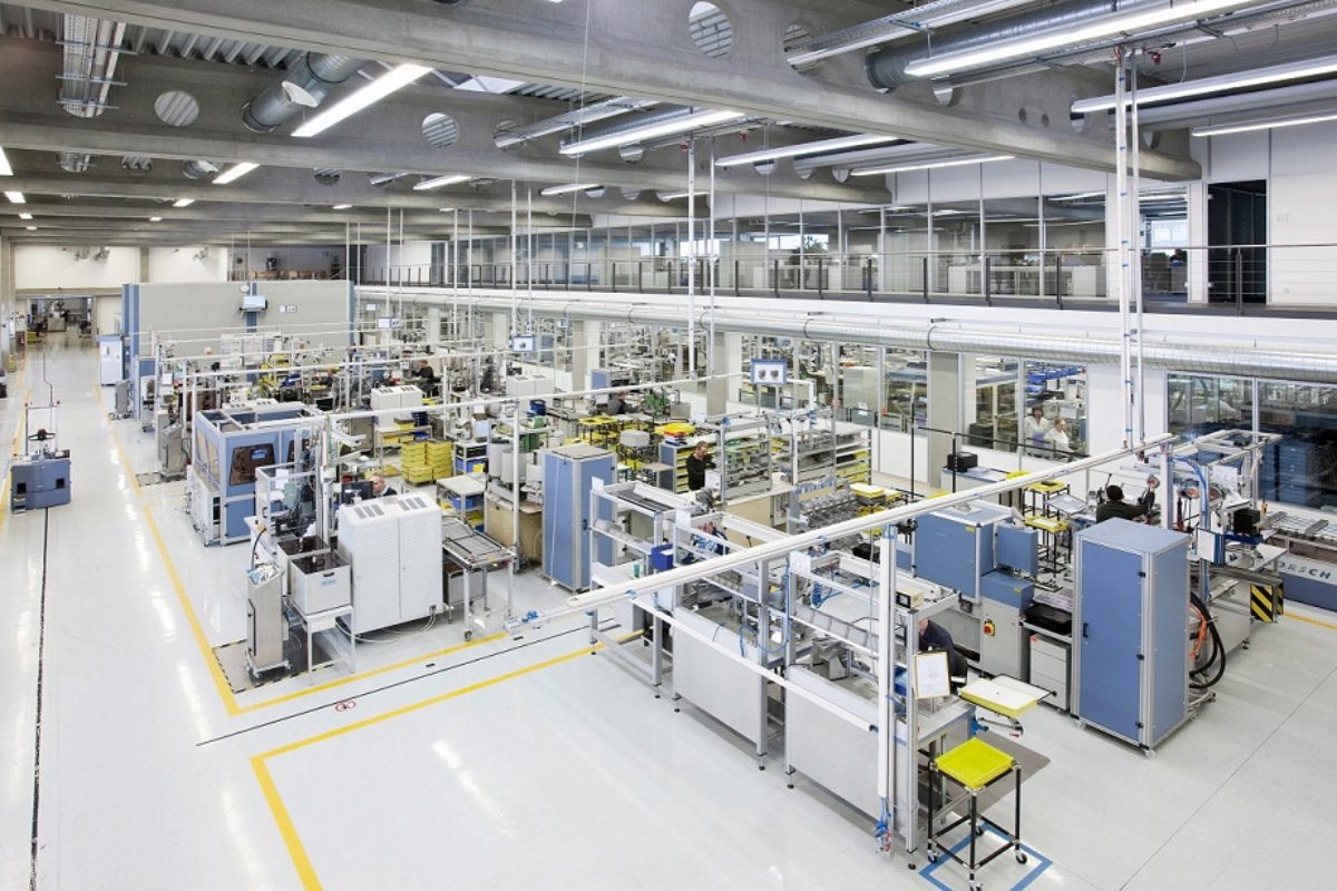 De nouvelles solutions d'automatisation des procédés chez Bürkert