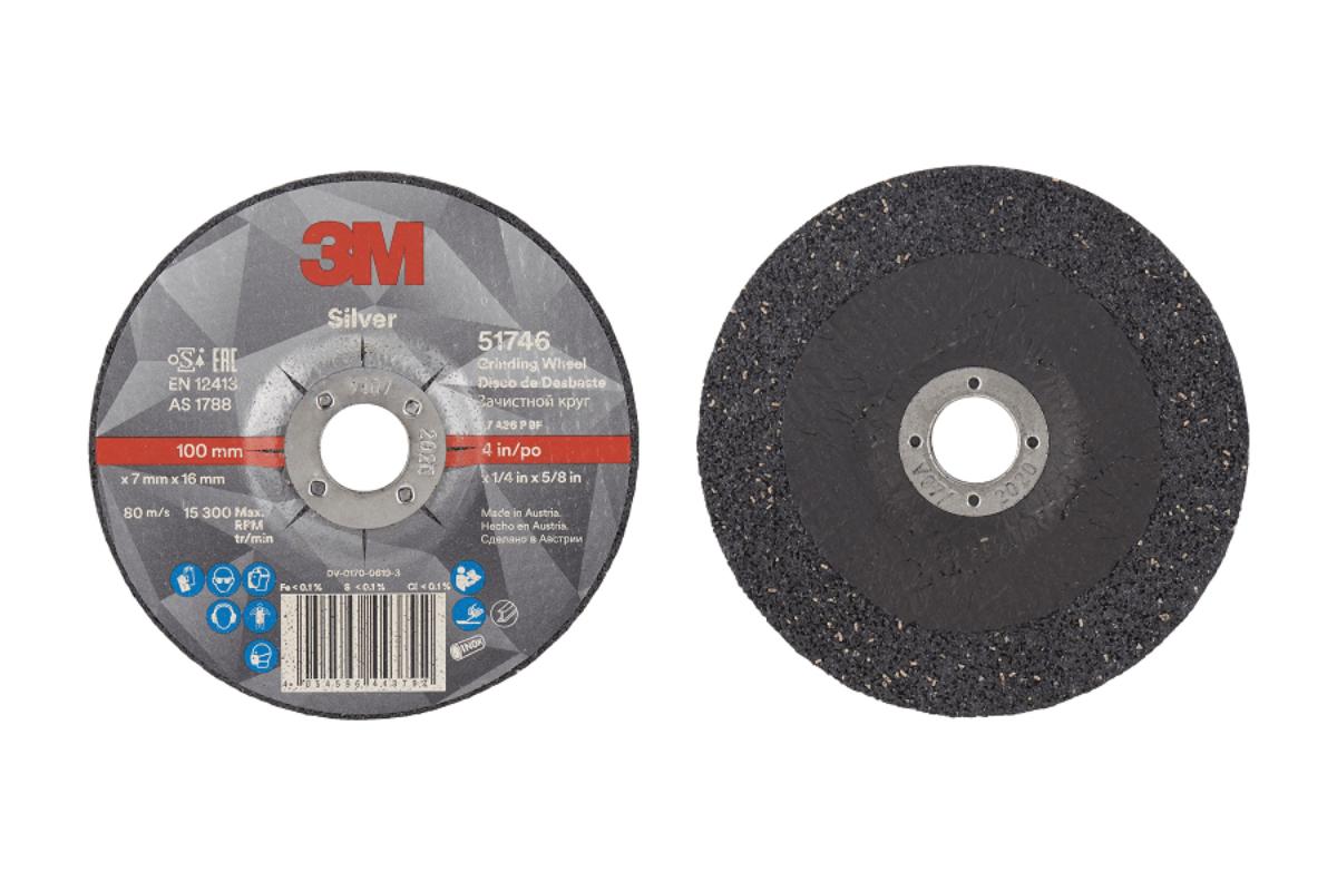 Le travail des métaux par la nouvelle gamme de disques à ébarber 3M