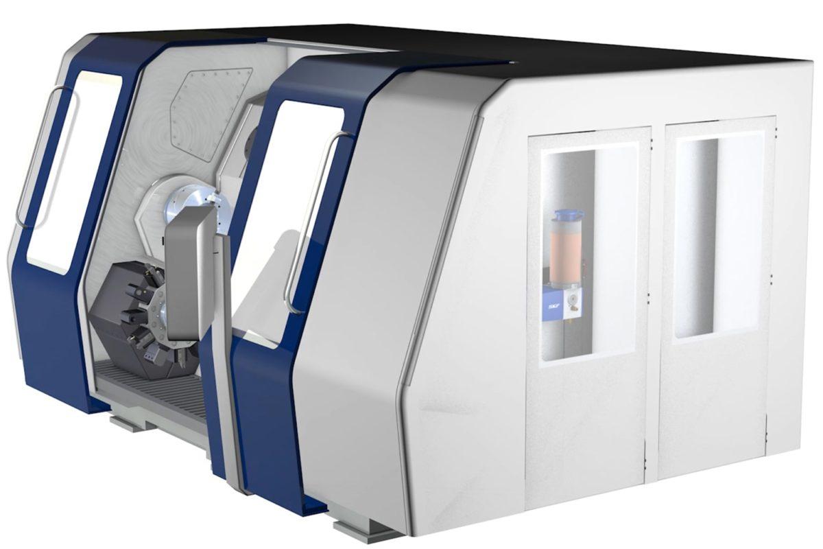 La pompe électrique compacte SKF revient avec réservoir plastique