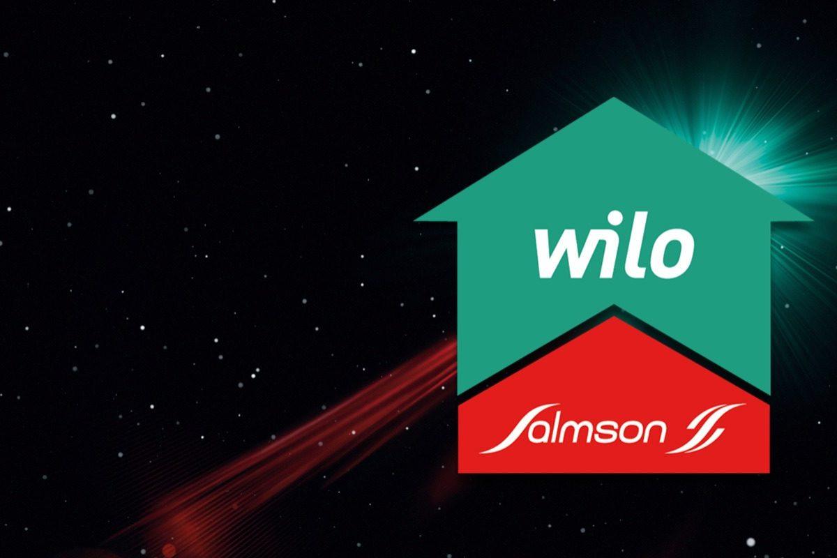 Le fabricant de pompes français Salmson devient Wilo