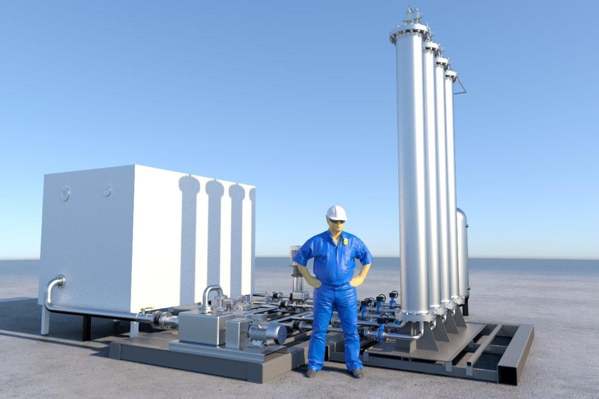 Stockage d'énergie efficace: ODySEA doit montrer que l'association eau+air le permet
