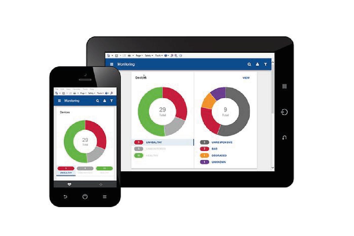 Rondes performantes et maintenance prédictive efficace grâce l'analyse de données en temps réel