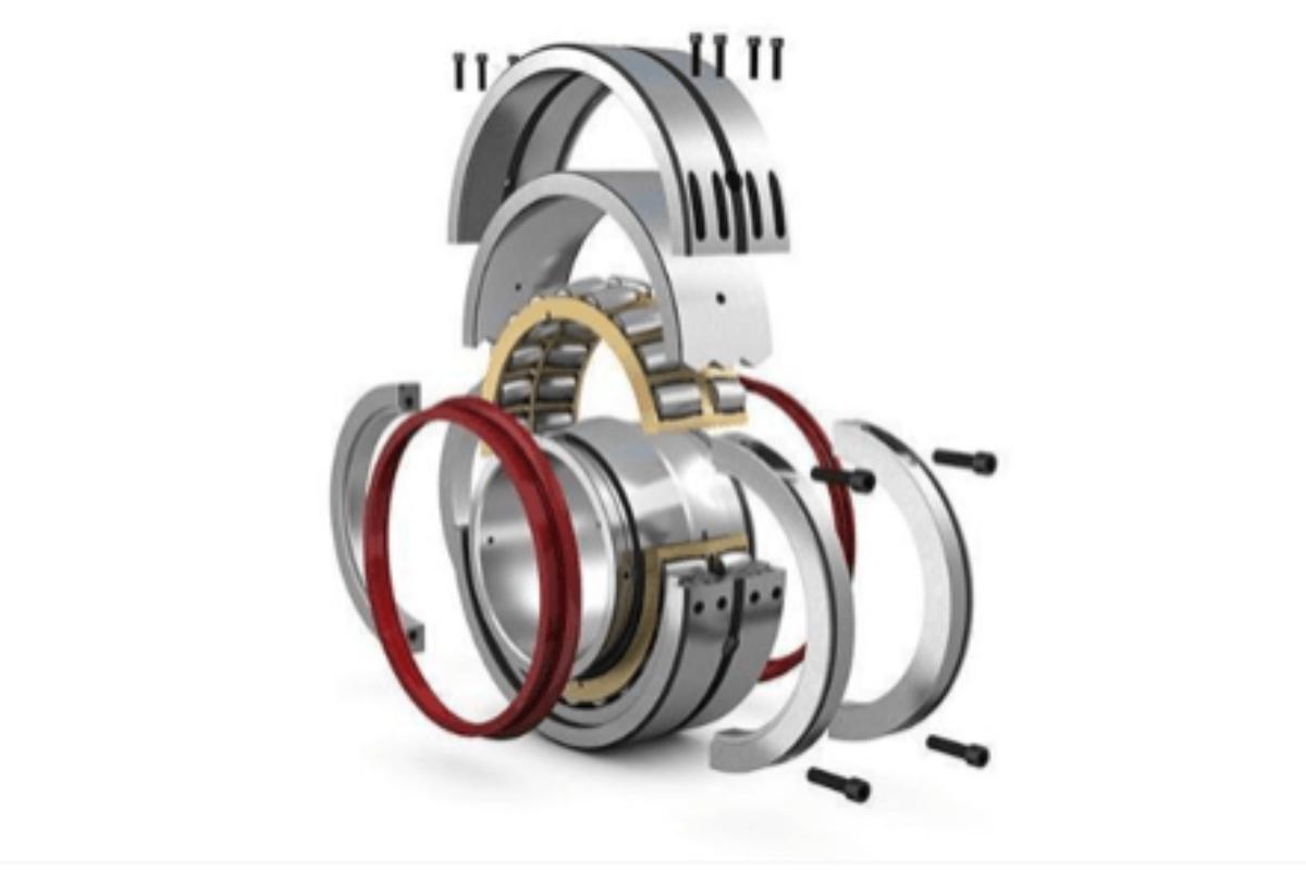 Nouveaux roulements sécables à rotules sur rouleaux : efficaces et fiables
