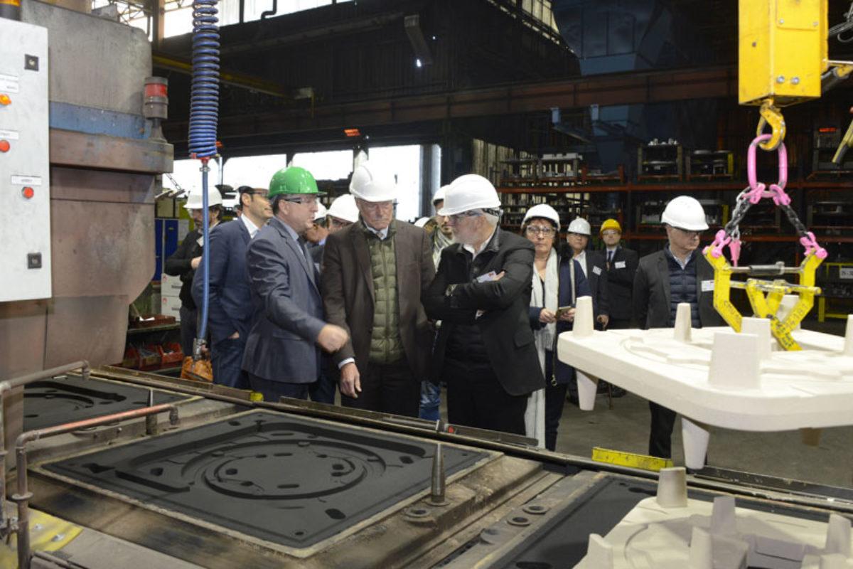 Nidec Leroy-Somer investit dans la compétitivité de sa fonderie et modernise ses installations