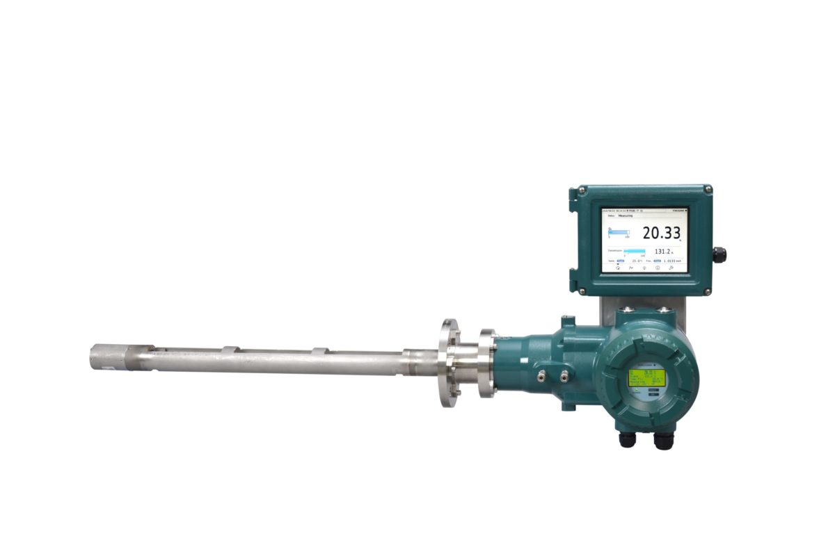 Un nouveau spectromètre à diode laser « in situ » pour process industriels