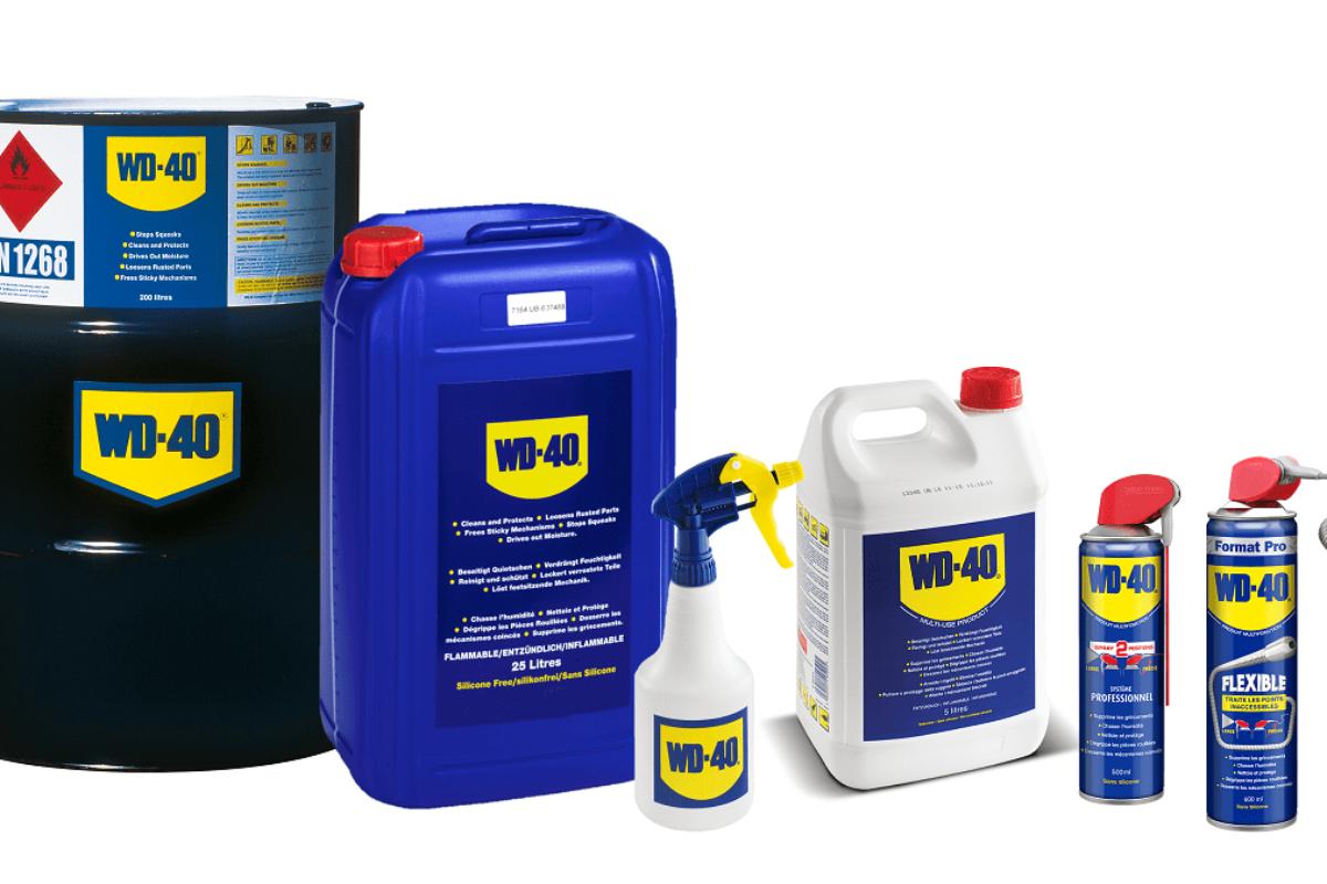 Lutter contre l'humidité et la corrosion ; les variantes peu connues du WD40
