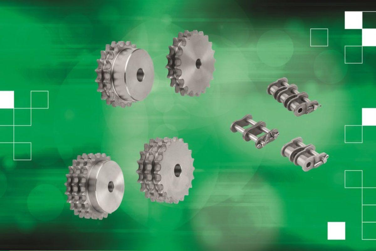 Pignons et chaînes industriels doubles et triples: nouvelles gammes… nouvelles performances !