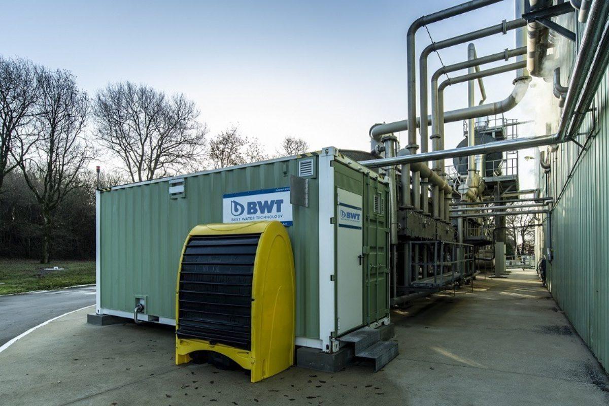 Le recyclage des eaux usées à haut rendement génère efficacité et souplesse d'exploitation
