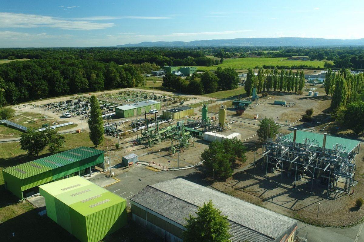 Un démonstrateur de stockage d'hydrogène vert à grande échelle pour développer la filière