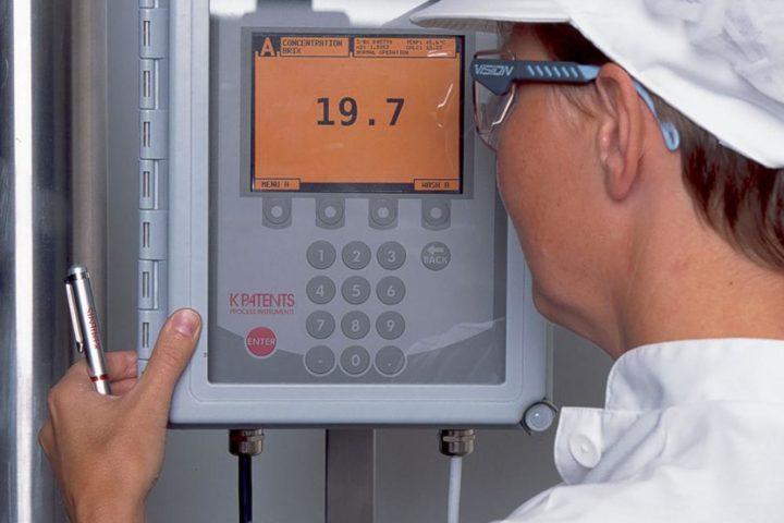 REX : le contrôle qualité continu en temps réel dans l'agroalimentaire grâce au réfractomètre