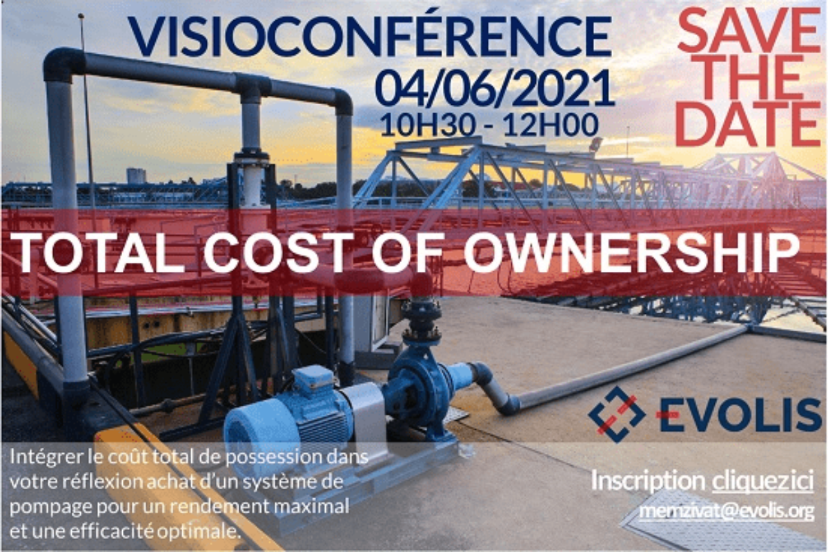 """POMPES : """"TCO ou Total Cost of Ownership"""""""