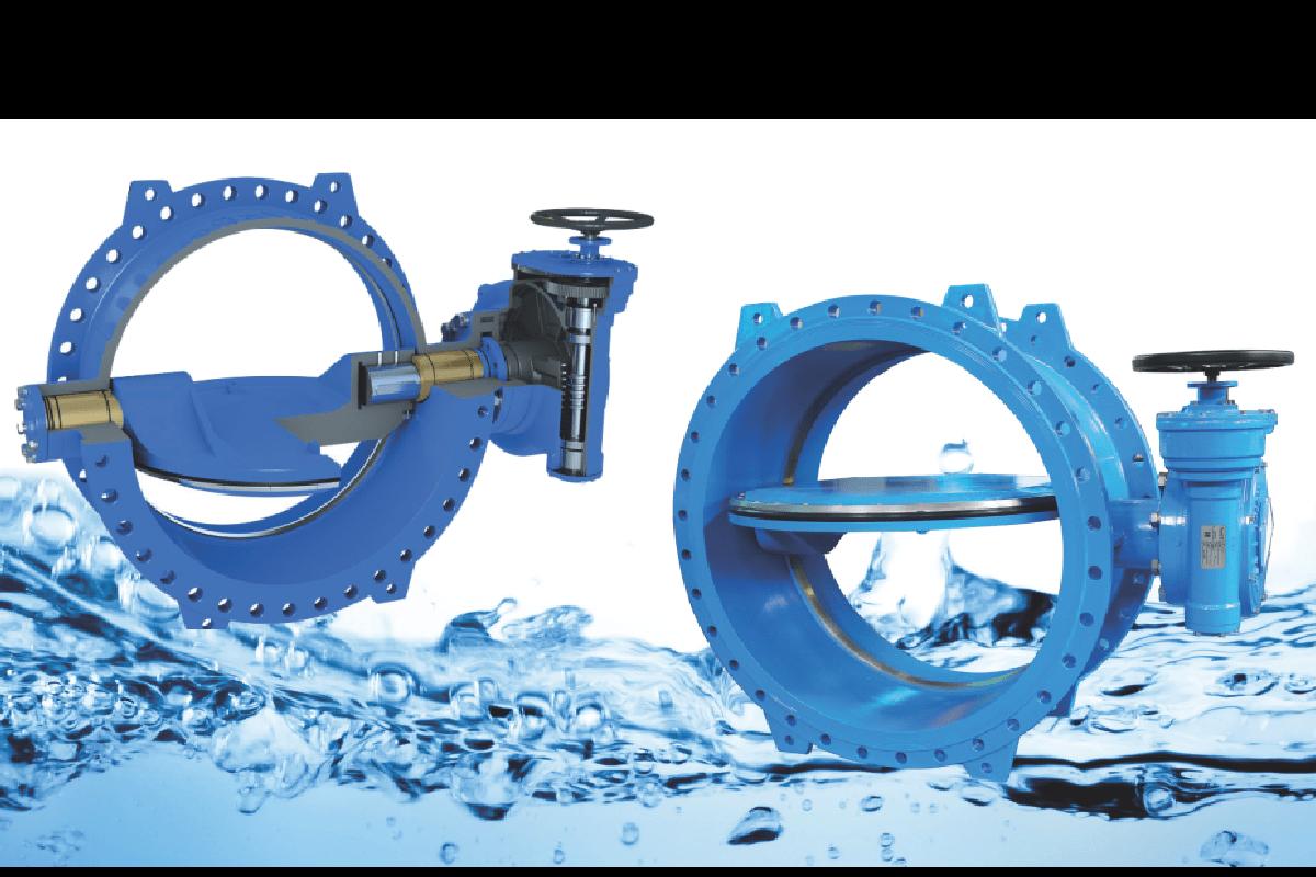 Nouveaux clapets rapides et nouvelles vannes jusqu'à DN1600  pour les métiers de l'eau