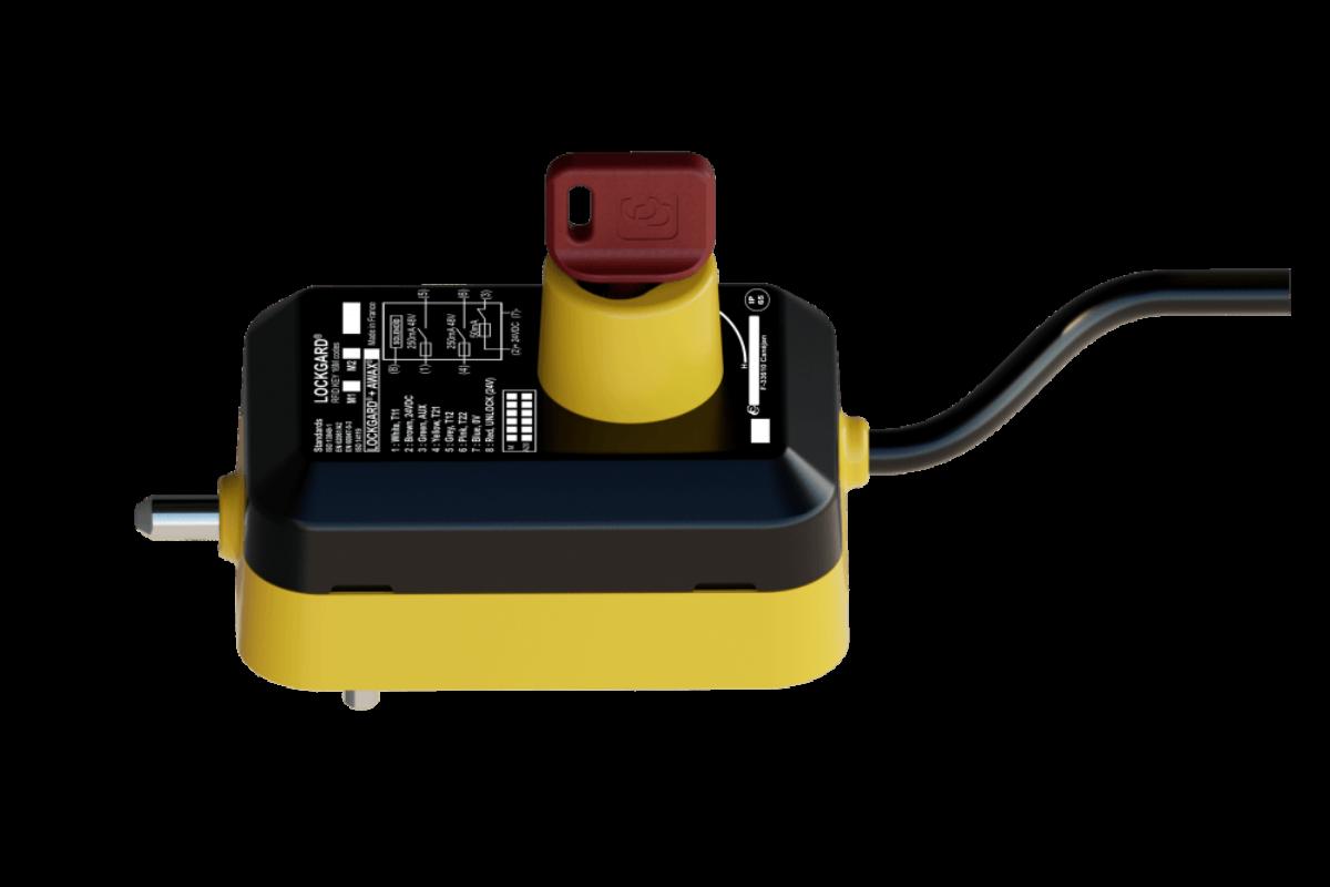 Dispositif de condamnation à clé RFID qui allie sécurité des personnes et des machines
