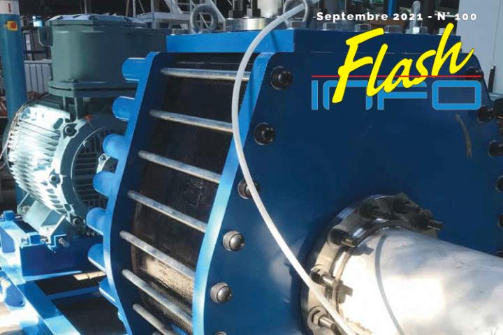 La magazine Eureka Flash Info fête son 100ème numéro et ses 30 ans !